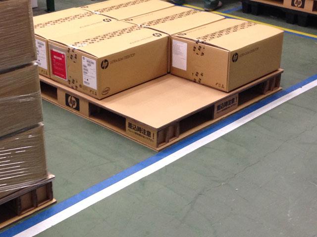 HPの工場見学会に行ってきました