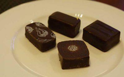 伊勢丹 サロンドショコラ2014 salon du chocolat  テーマは La Magie
