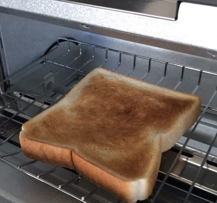 バルミューダ The Toaster